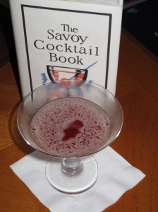 Mixology Monday – Made From Scratch