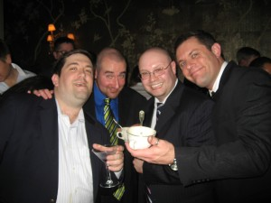 Sean, Rick, myself, Jeffrey