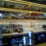The bar at Mokomandy